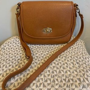 Francesca's Brown Cross Body Bag